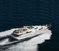 Charter m/y Antisan for the Cannes Film Festival - Contact ParadiseConnections.com