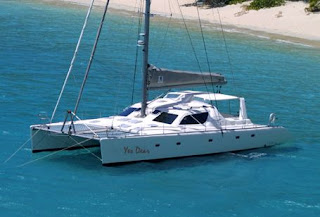 Virgin Islands Caribbean Crewed Catamaran Yacht Charters - Contact Paradise Connections