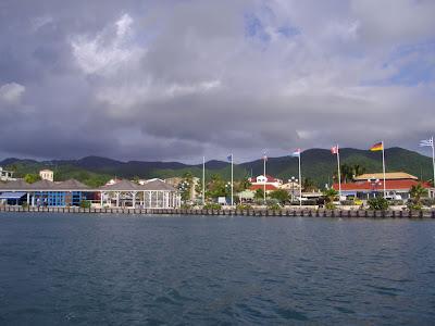 Marigot St Martin Gare Maritime