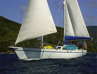 Charter Yacht Caliope of Arne in the Caribbean with ParadiseConnections.com Yacht Charters