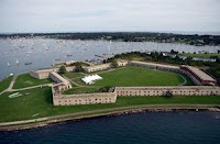 Fort Adams State Park, Newport Rhode Island
