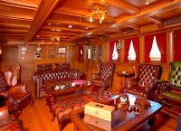 SS DELPHINE - Smoking Lounge - Contact ParadiseConnections.com