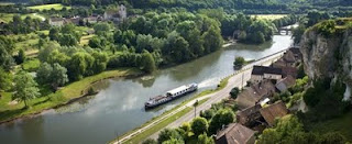 French Hotel Barges