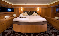 Charter yacht ICARUS - Master cabin