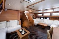 Charter yacht ICARUS - Main salon