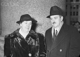 Elizabeth Gurley Flynn and Earl Browder