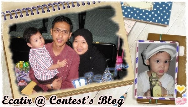 My Contest's Blog