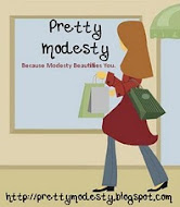 Giveaway Special Jualan Amal Pretty Modesty