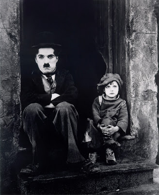 Charlie Chaplin film writing