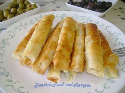 ½ lb (200-250 gr) Phyllo Pastry