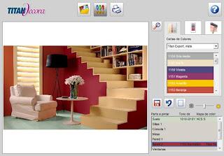 Pintor zaragoza profesional dale color a tu vida - Simulador de colores para paredes ...