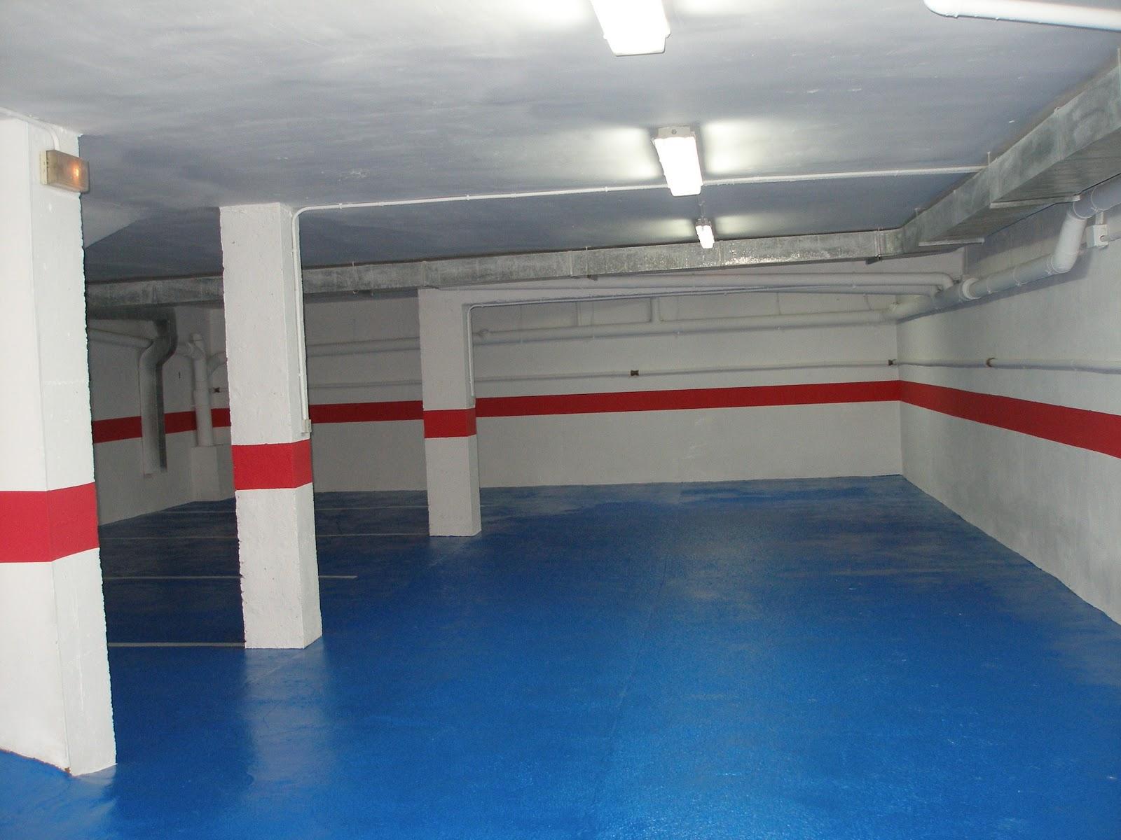 Pintor zaragoza profesional dale color a tu vida suelos for Pintura suelo parking