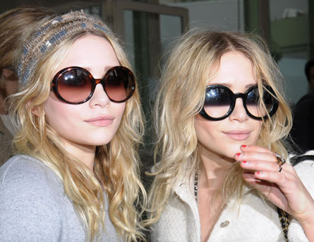 Mary Kate And Ashley Olsen 2011. Mary Kate and Ashley Olsen!