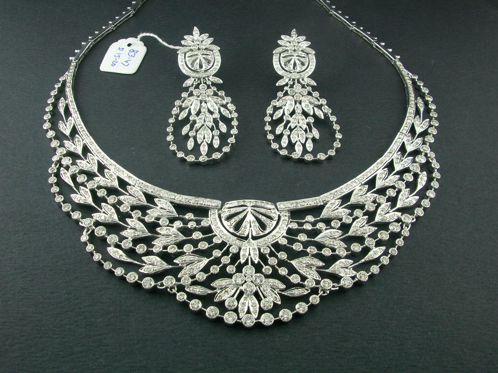 Latest Diamond Jewellery Designs