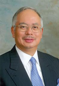 TAHNIAH Dato' Sri Najib!
