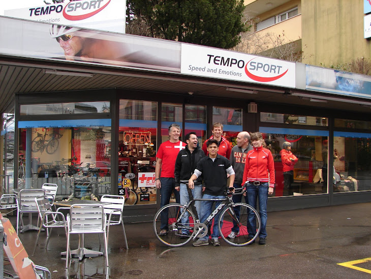 Tempo-Sport in Thalwil