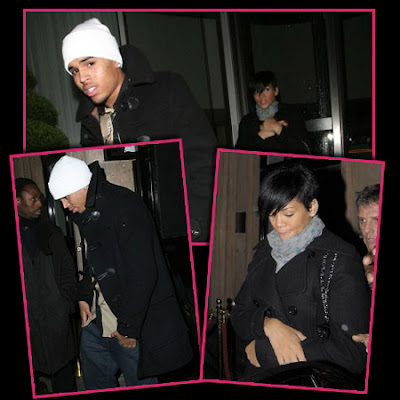 chris brown and rihanna. Rihanna and Chris Brown