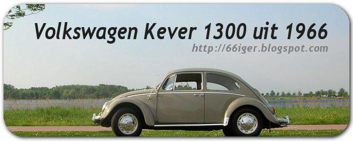 Volkswagen Kever 1966