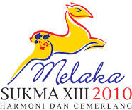 SUKMA XIII MELAKA 2010