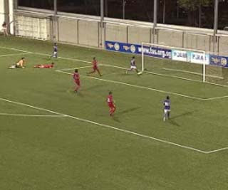 MNFT FC©: U23 Malaysia 2 vs 0 U23 Singapore