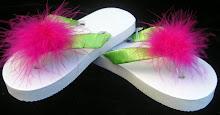 Flip Flops-Pom Pom (SMP-M021)