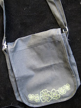 Messenger Bag w/ Bling (SMP-M025)