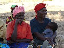 Feldarbeiterinnen in Sambia