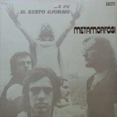 metamorfosi e fu il sesto giorno 1972