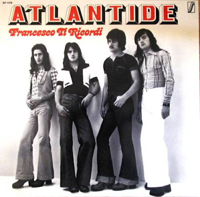 Atlantide Francesco ti ricordi 1976
