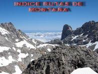 INDICE DE RUTAS