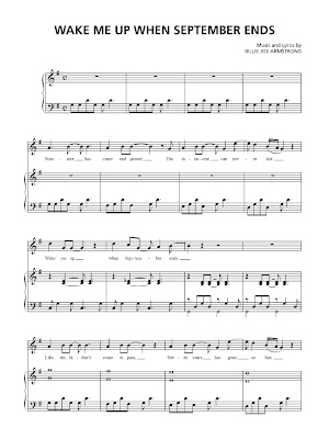 Alternative Sheet Music: August 2008