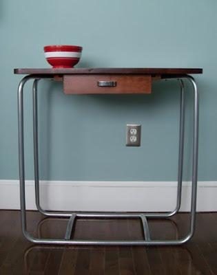 Cabin Fervor Deals And Steals Vintage Manicure Table