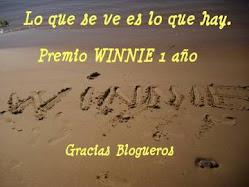 1º cumple de Winnie