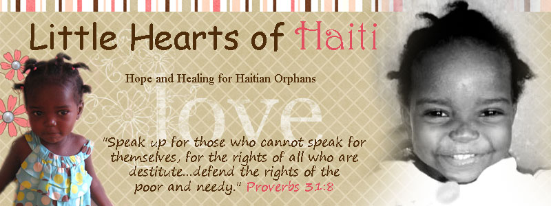 Little Hearts of Haiti