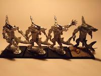 Fantasy Sea Creature Miniatures
