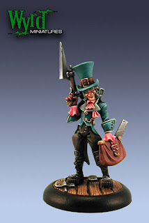 Wyrd Games Miniature - Mad Hatter