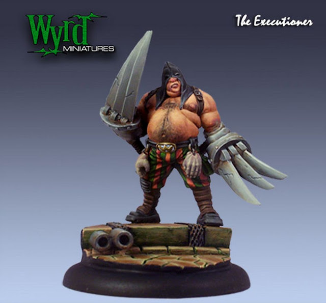The Executioner Miniature