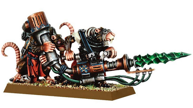 Warpgrinder Weapons Team photo