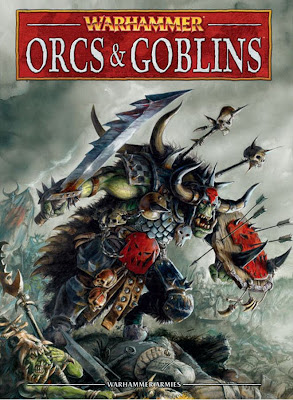 Orcs and Goblins 8th edition army book
