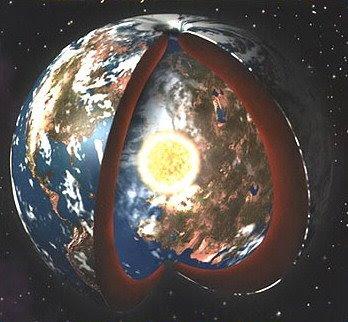 Resultado de imagen para la tierra y su pequeño sol