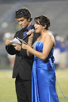 Master and Mistress of Ceremonies Curtis Reed and Lauren Otto