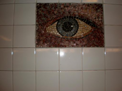 Leslie Jane Moran Subway Mosaic Art Tiles