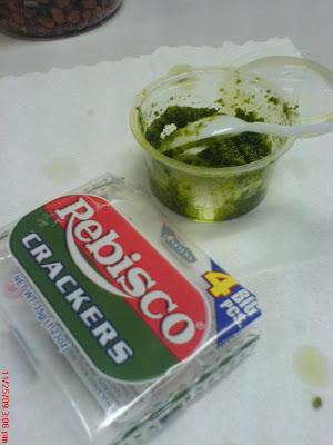 Malunggay Pesto Sauce