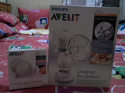 Avent ISIS Uno and Washable Breast Pads