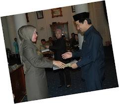 Dukungan Ketua PPP Banten untuk Ratu Atut Chosiyah 2011