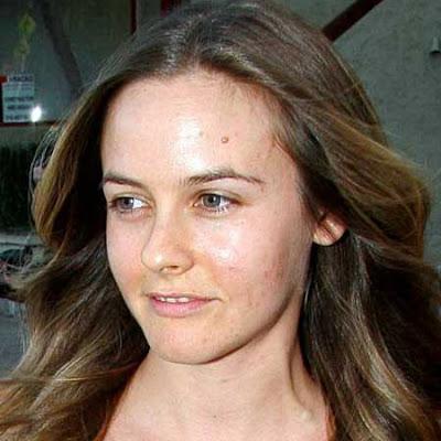 Alicia Silverstone skin care