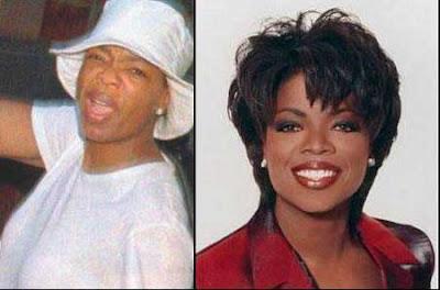 Oprah skin care