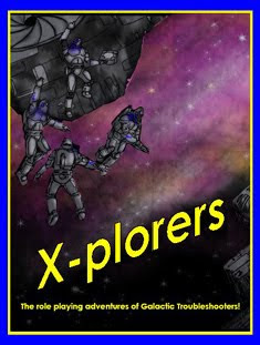 X-Plorers RPG from Grey Area Games