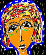 título: sem título, esboço digital para grafite,junho/2010