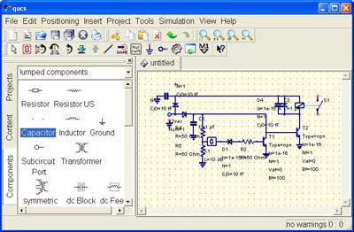 Free Circuit Simulator-Circuit Design and Simulation Software List | electronic circuit simulator software